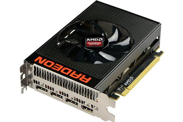 AMD paperijulkaisi uuden Radeon R9 Nano -näytönohjaimen