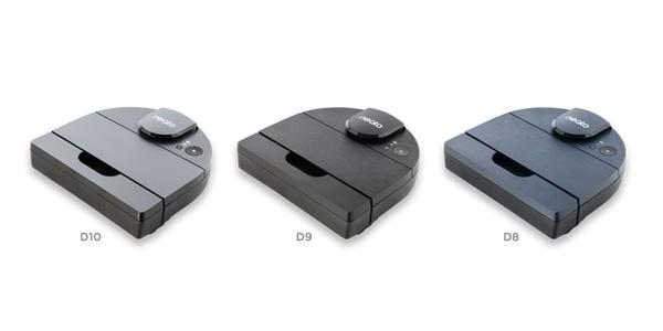 Neatolta uudet robotti-imurit: D8, D9 ja D10
