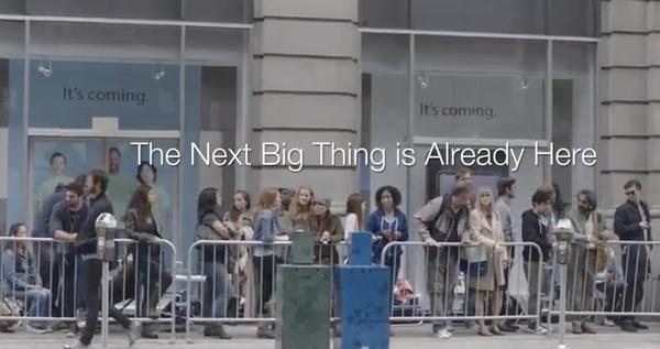 Samsungin mainosnero eroaa Galaxy S6:n julkaisun alla
