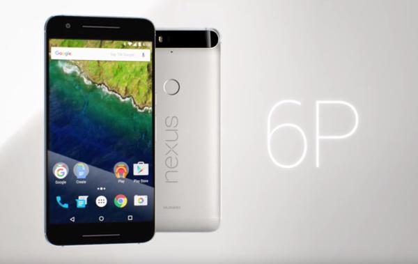 Tässä on uusi Googlen Nexus 6P
