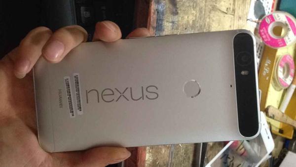 Huawein Nexus-puhelimen vuotokuvat paljastavat omalaatuisen kamerakyhmyn