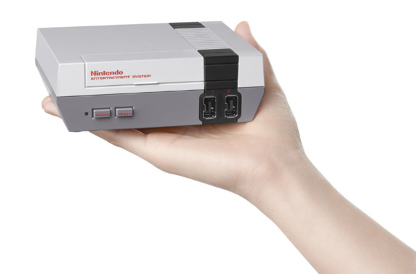 This tiny retro game console outsold Xbox One and PS4