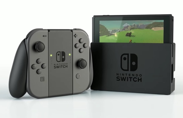 Nintendo developing a cheaper version of the Switch