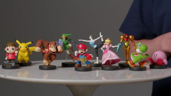 Nintendo's Amiibo line is a huge hit in the U.S.