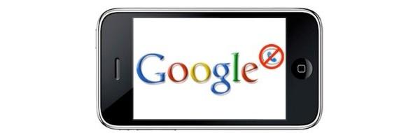 Apple joutui tutkintaan hylättyään Google-sovelluksen pääsyn iPhoneen