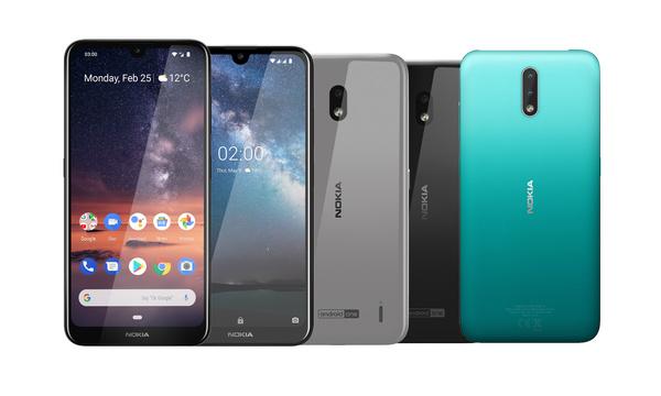 Vertailu: Nokia 2.2 vs Nokia 2.3 vs Nokia 3.2 vs Nokia 4.2 - edullisten Nokia-puhelinten erot