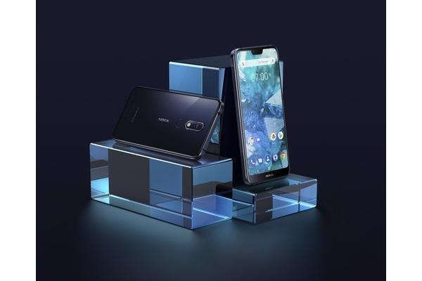 HMD:ltä uusi Nokia: Tässä on Nokia 7.1