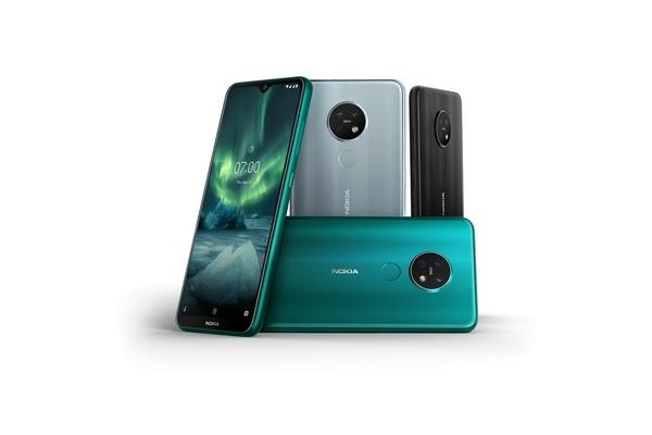 Tässä ovat uudet Nokia 7.2 ja Nokia 6.2 -älypuhelimet