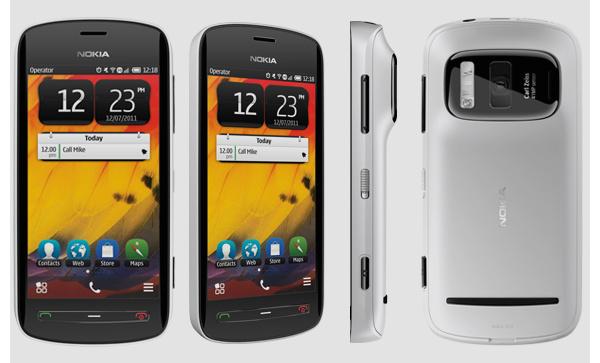 Nokia varmisti 808 PureViewin olleen viimeinen Symbian-puhelin