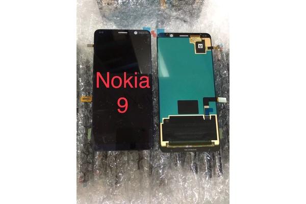 Uusi vuotokuva: Nokia 9:n ja X7:n etupaneelit