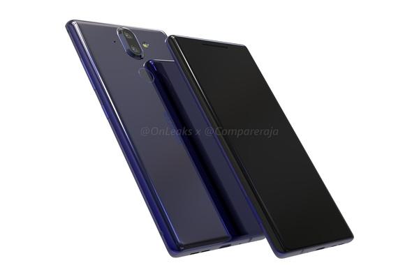 Nokian tulevassa huippupuhelimessa kaikkiaan neljä kameraa