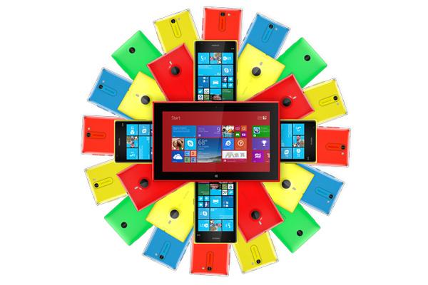 Näin Nokian laitteita esitellään nyt osana Microsoftia
