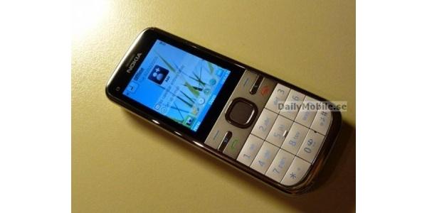 Seuraava Nokian C-sarjalainen on kosketusnäytöllinen C6