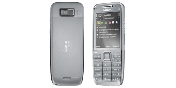 Nokia julkisti uuden E52-älypuhelimen