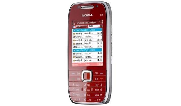 MWC: Nokia E75 julki