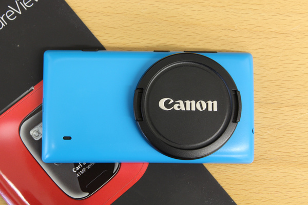 Microsoft ja Canon patenttisopimukseen, uutta teknologiaa Lumioihin?