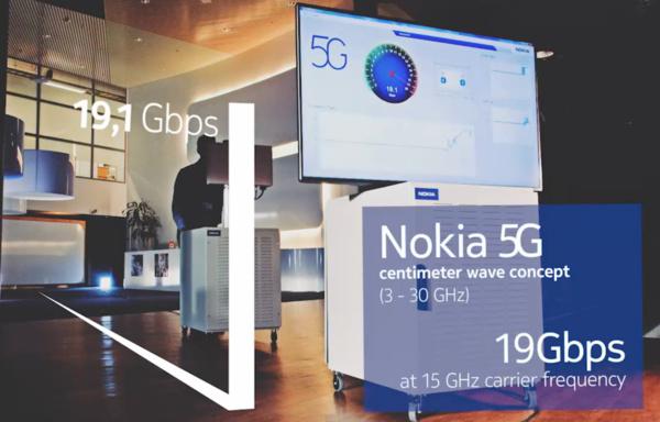 Sonera ja Nokia tuovat 5G:n Helsinkiin jo vuonna 2018