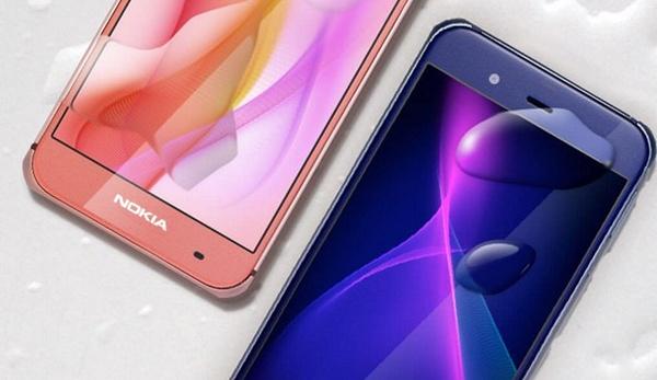 Kuvassa Nokian ensimmäinen Android-puhelin?