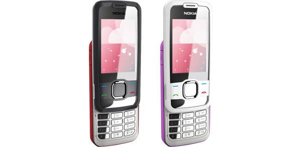 Nokia Supernova-mallisto: 7310, 7510 ja 7610