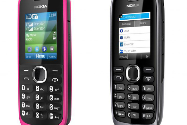 Nokia julkaisi edullisia peruspuhelimia