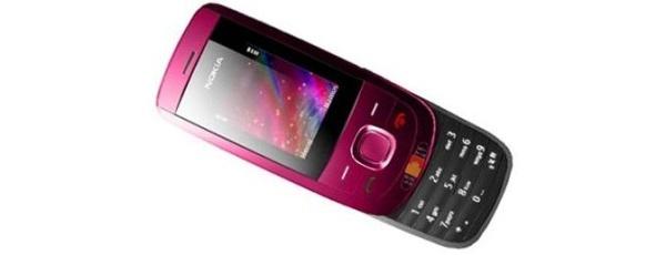 Nokian edullinen 2200 slide -liukukansipuhelin vuoti julkisuuteen