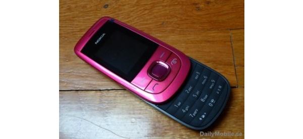 Julkistamaton Nokia 2220 slide uusissa kuvissa, julkistus piakkoin