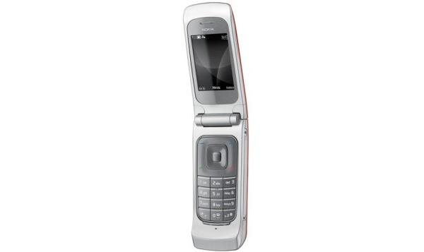 Nokia julkisti 3610 fold -simpukkapuhelimen