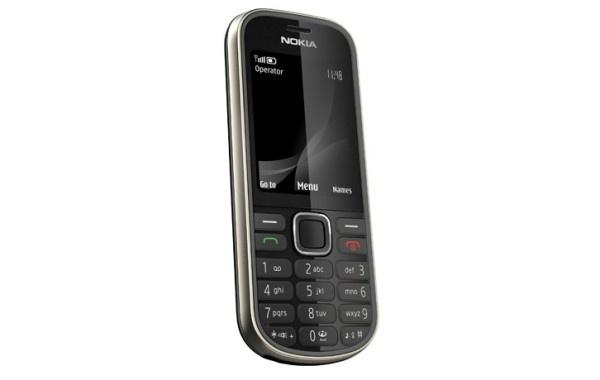 Nokia 3720 classic julki - kestää vettä, pölyä ja iskuja
