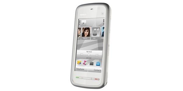 Nokia julkisti eilen 5228-kosketusluurin