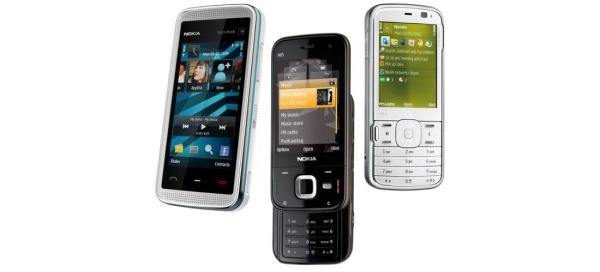 Nokialta päivitykset 5530 XpressMusicille, N85:lle ja N79:lle