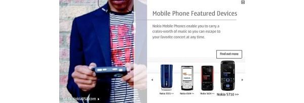 Nokialta tulossa 5710 XpressMusic?