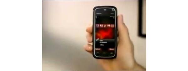 YouTube-video paljastaa Nokian tulevan kosketuspuhelimen - 5800 XpressMusicin seuraaja?
