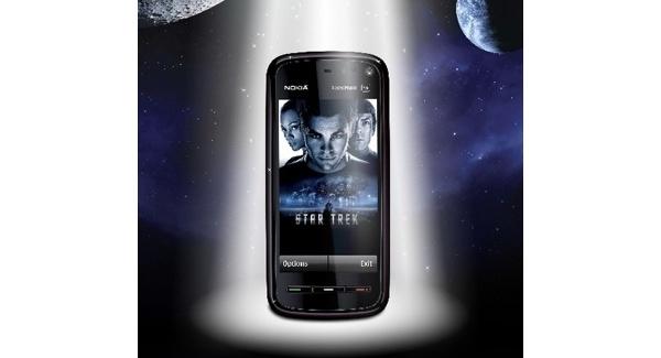 Nokia 5800:sta Star Trek -versio