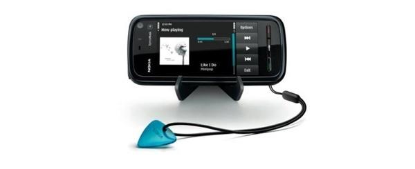 Pelikehittäjä esittelee multi-touchia 5800 XpressMusicissa