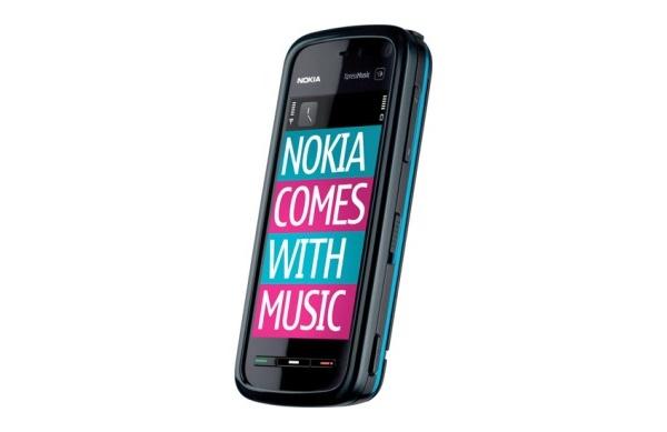 Nokian kosketusnäyttöpuhelin ennakkotilauksessa