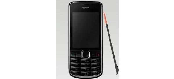 Nokia 3208c - Series 40 -kosketuspuhelin Kiinaan