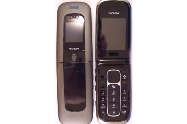 Nokialta tulossa myös 6350 fold -simpukkapuhelin AT&T:lle