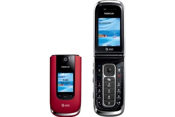 Nokia 6350 on uusi simpukkapuhelin AT&T:lle