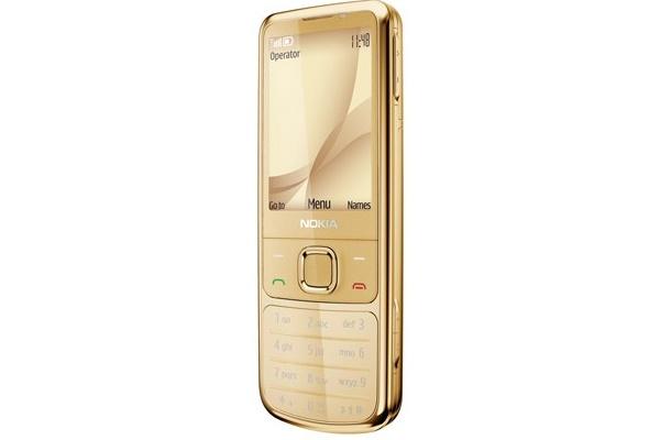 Nokia julkisti 6700 classic Gold Editionin - katso kuvat uudesta kultapuhelimesta