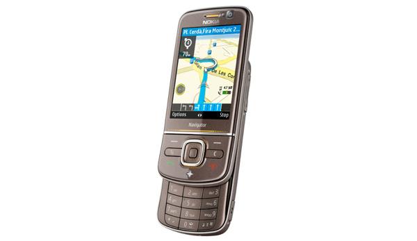 MWC: Nokialta uusia GPS-puhelimia