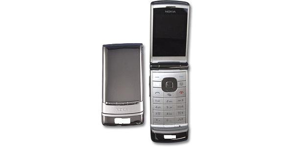 Nokialta tulossa 6750-simpukkapuhelin AT&T:lle