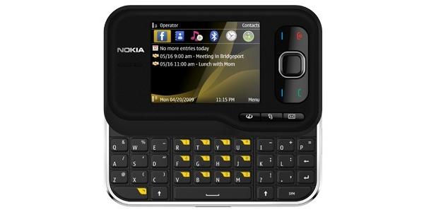 Nokia vahvisti 6760 sliden tulon - edullinen älypuhelin täysnäppäimistöllä
