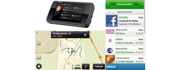 Tässä ovat vuoden 2009 parhaat Nokia-laitteet ja -palvelut