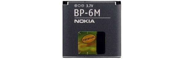 Nokia: BP-6M-akut voivat pullistua