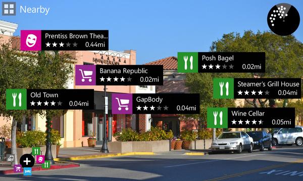 Nokia laajentaa todellisuutta Lumia-sovelluksella