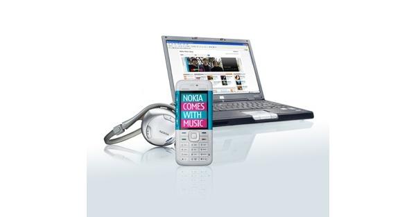 Nokialta loputtomasti musiikkia kertamaksua vastaan