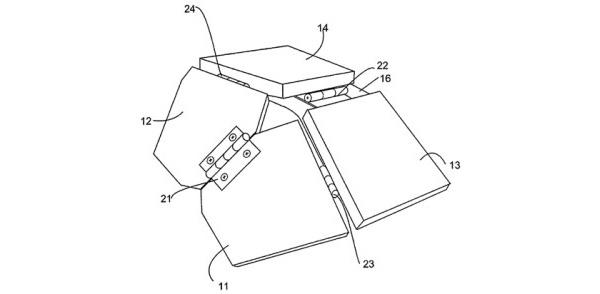 Nokian patenttihakemus paljastaa käsittämättömän rakenteen