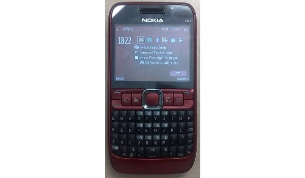 Nokian tulevasta E63:sta lisätietoa ja kuvia