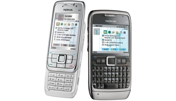 Nokia julkisti E71- ja E66-puhelimet