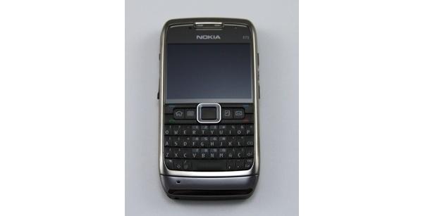 Nokia E71 - paras Nokian puhelin?